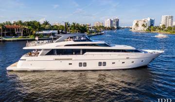 FREDDY yacht