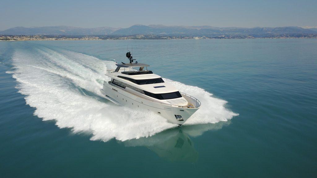 LE GYPSY yacht