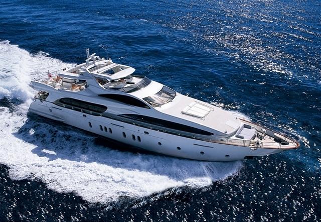 GIAOLA LU yacht