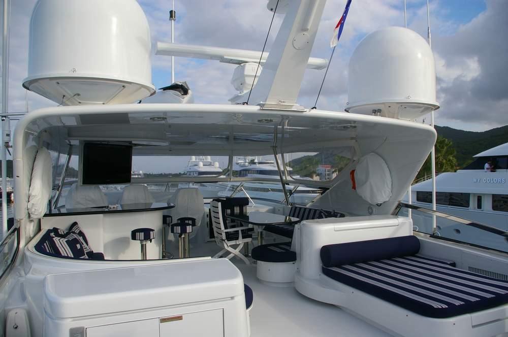 OCEAN VIEW yacht