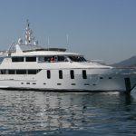 CENTIUM yacht sale interior tour