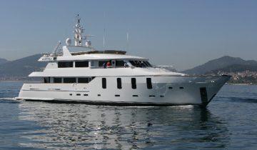 CENTIUM yacht Price