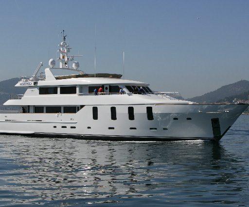 CENTIUM yacht Video