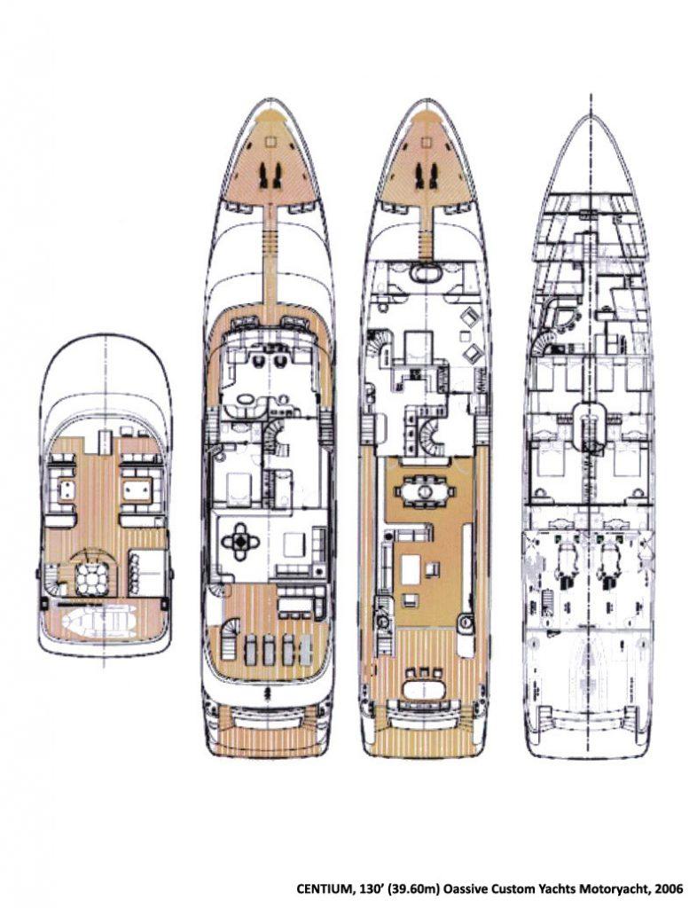 CENTIUM yacht