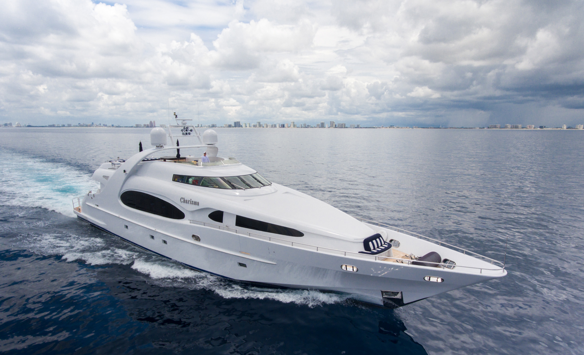 CHARISMA specs with detailed specification and builder summary