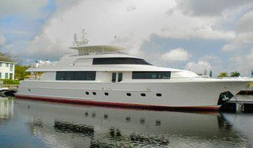 HANNAH B yacht