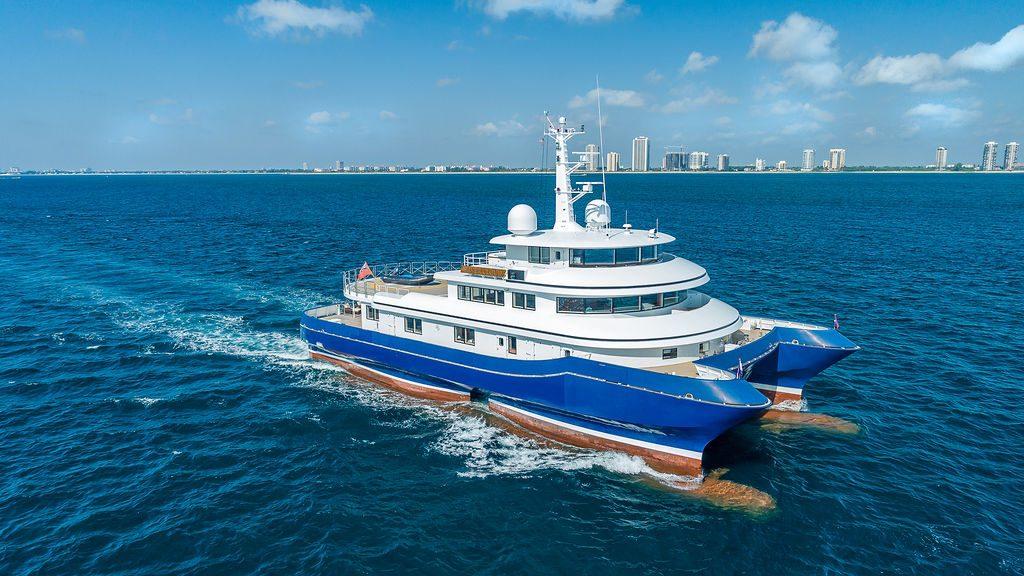 SILVER CLOUD yacht