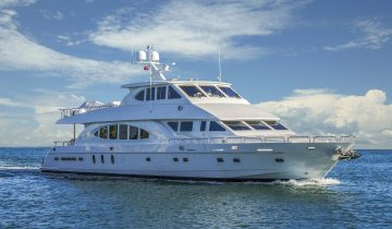 LADY DE ANNE V yacht