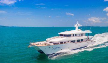 PHATSARA yacht