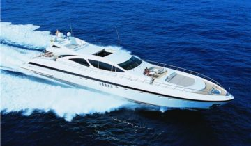 ASET yacht