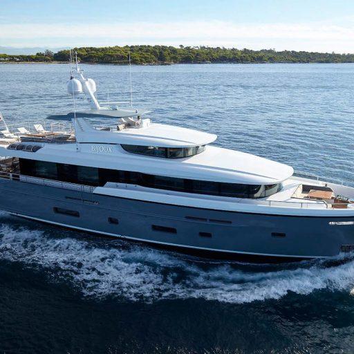 BIJOUX II yacht