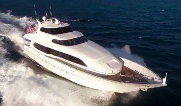 SCAPOLI yacht