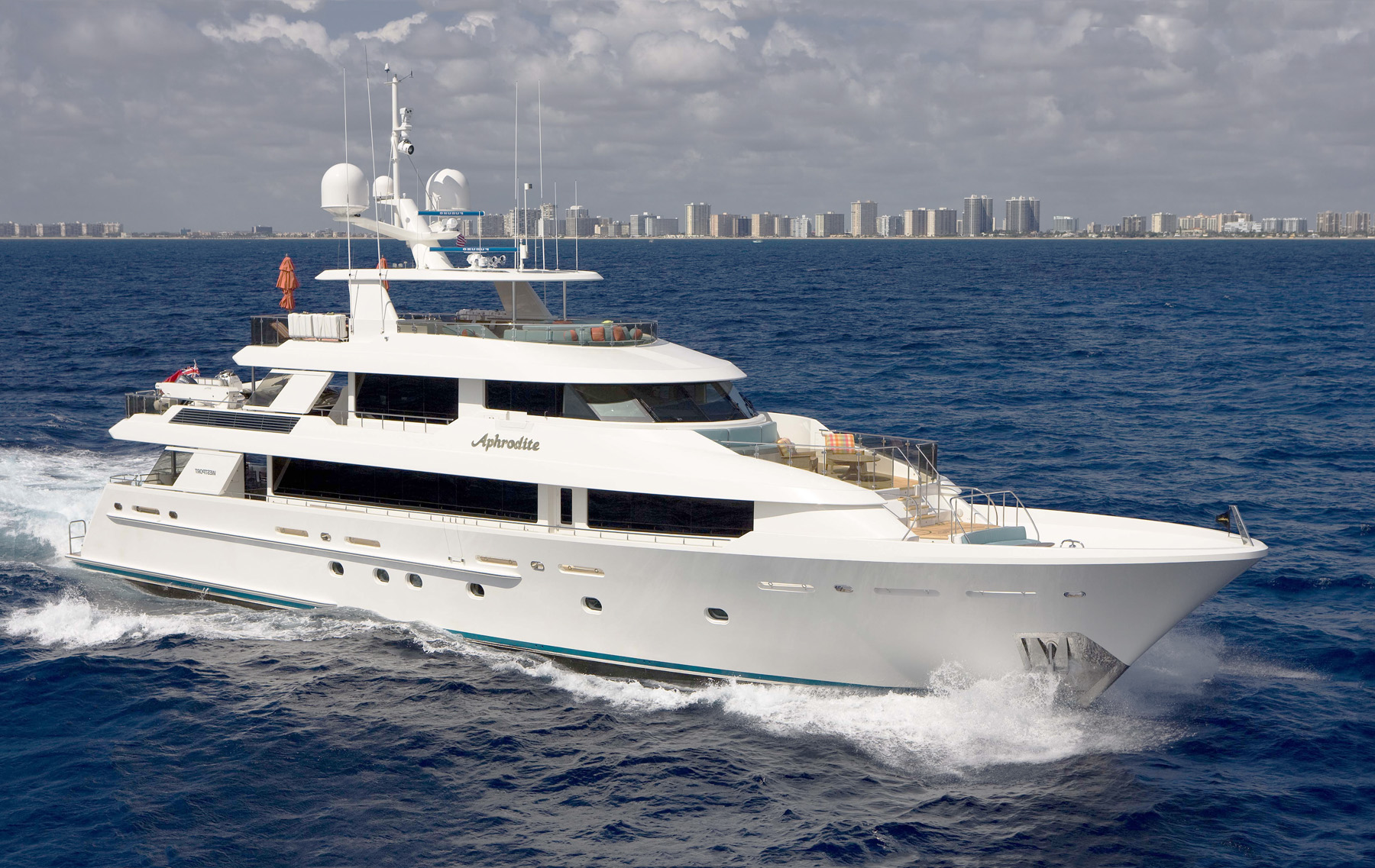 APHRODITE specs with detailed specification and builder summary