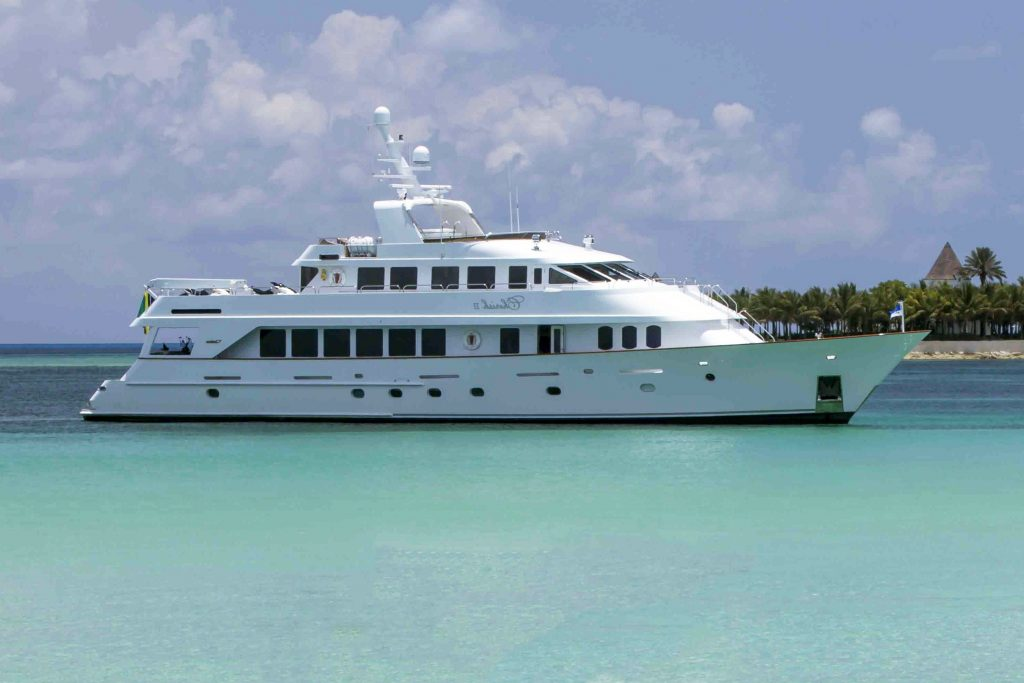CHERISH II yacht Brochure