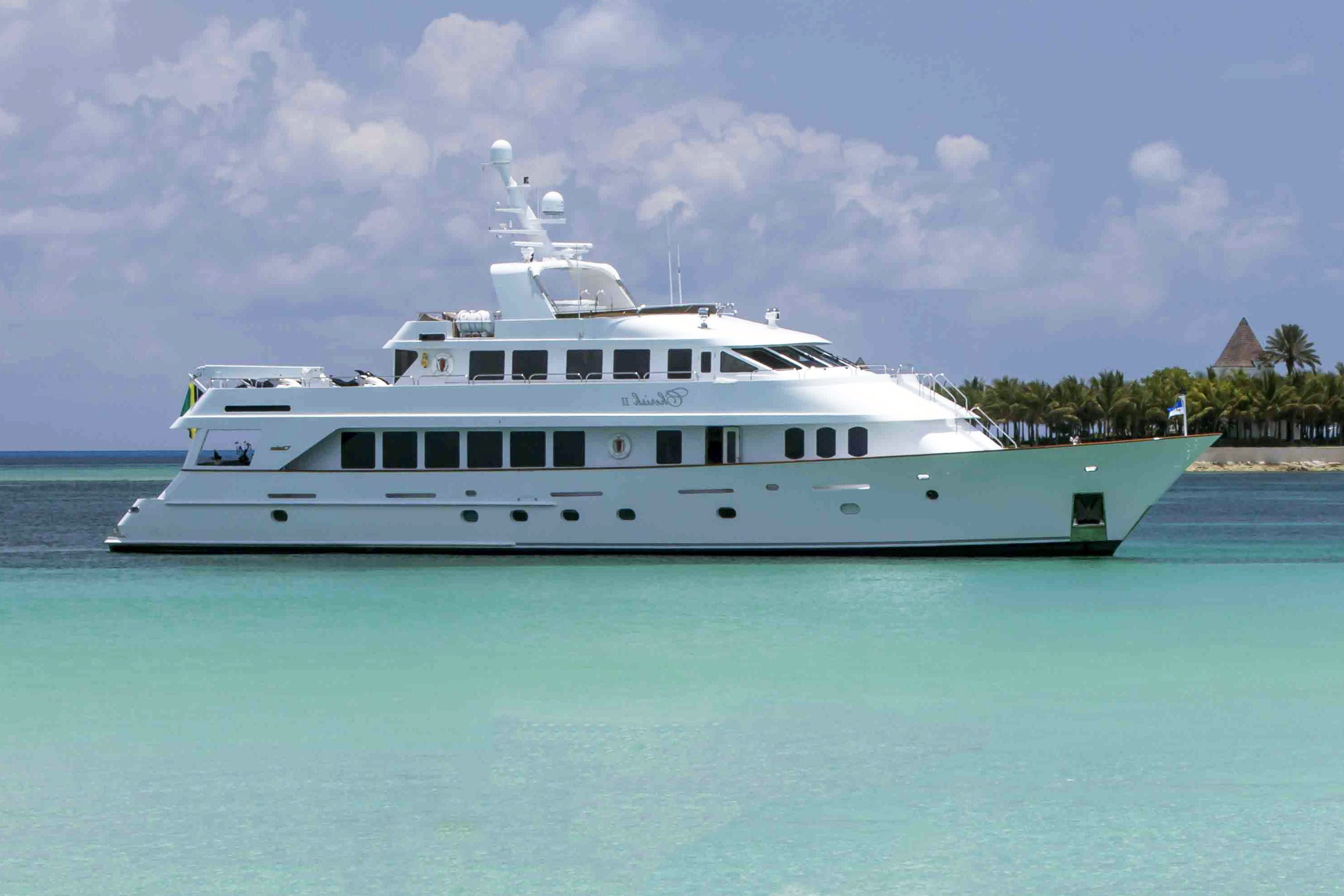 CHERISH II specs with detailed specification and builder summary
