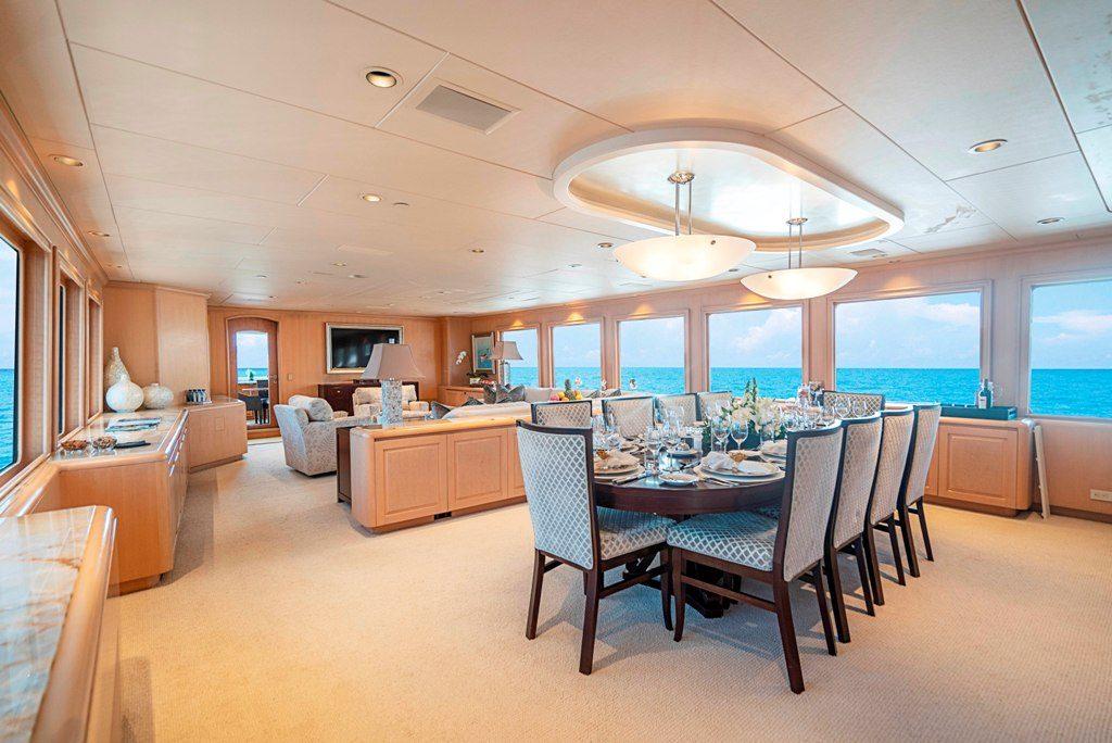 CHERISH II yacht