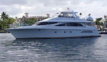 DANIELLA DEL MAR yacht