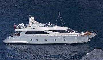 MOSAIC yacht
