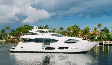 HIDEOUT yacht