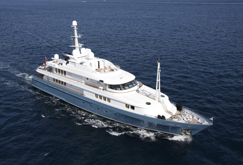 AMORE MIO 2 yacht Brochure