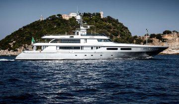 REGINA D'ITALIA II yacht