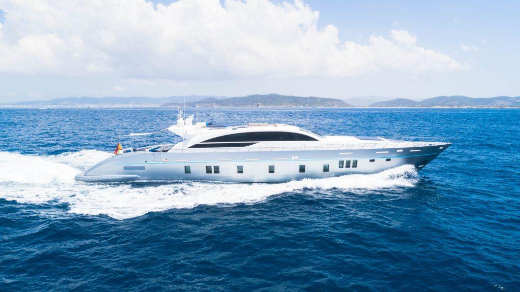 BLUE JAY yacht Brochure