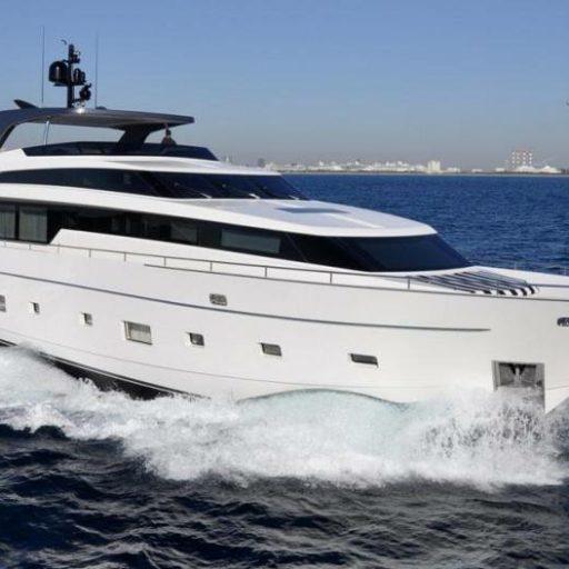 Rare Diamond Yacht Position