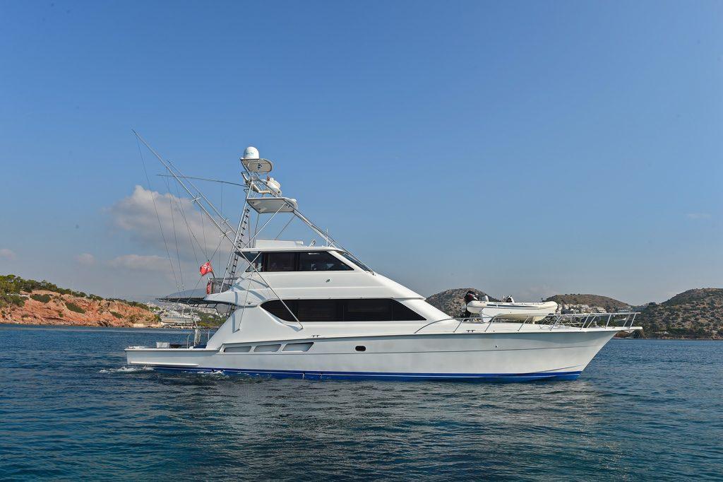 AMORE MIO 1 yacht Brochure