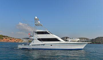 AMORE MIO 1 yacht