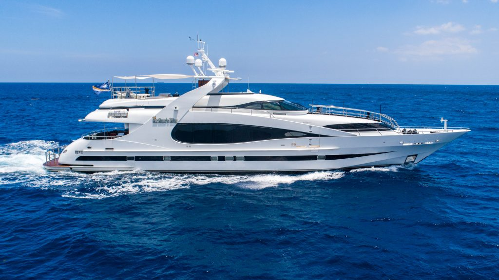ARTHUR'S WAY yacht Brochure