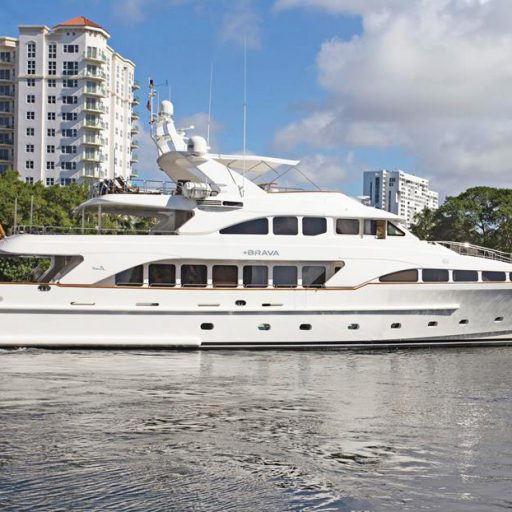 +BRAVA yacht