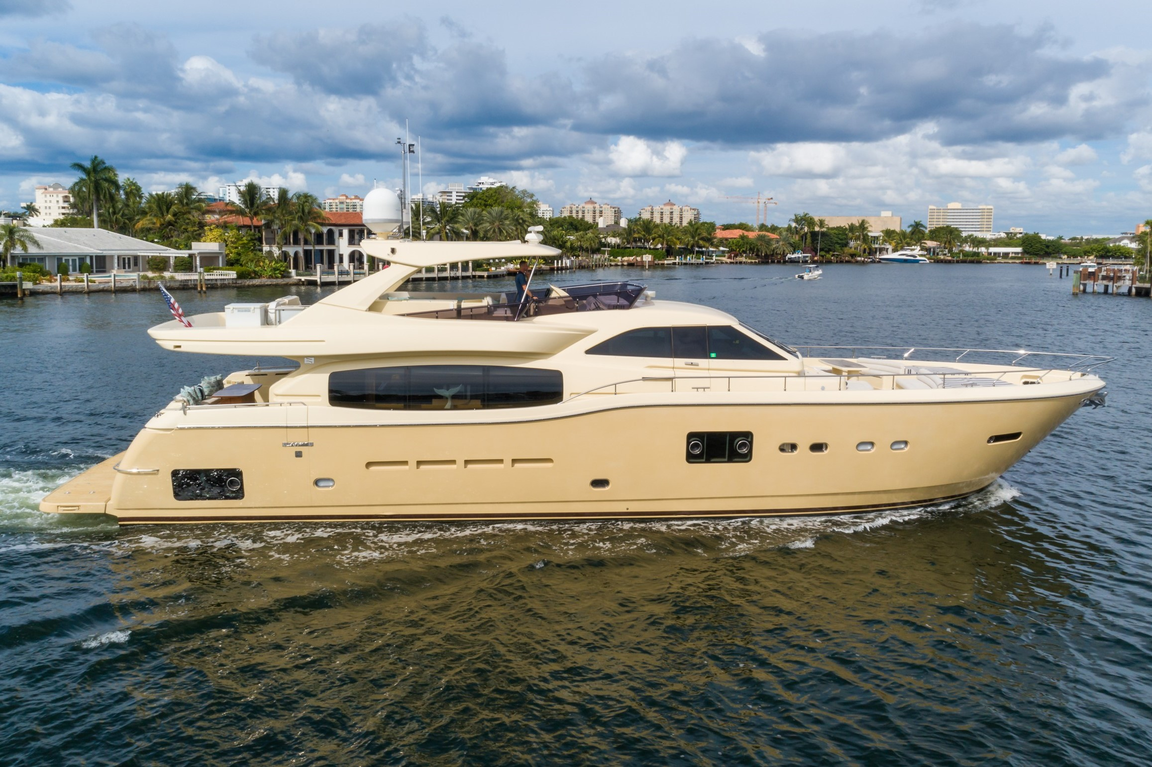 SEVEN DIAMONDS specs with detailed specification and builder summary