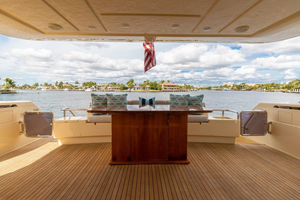 SEVEN DIAMONDS yacht