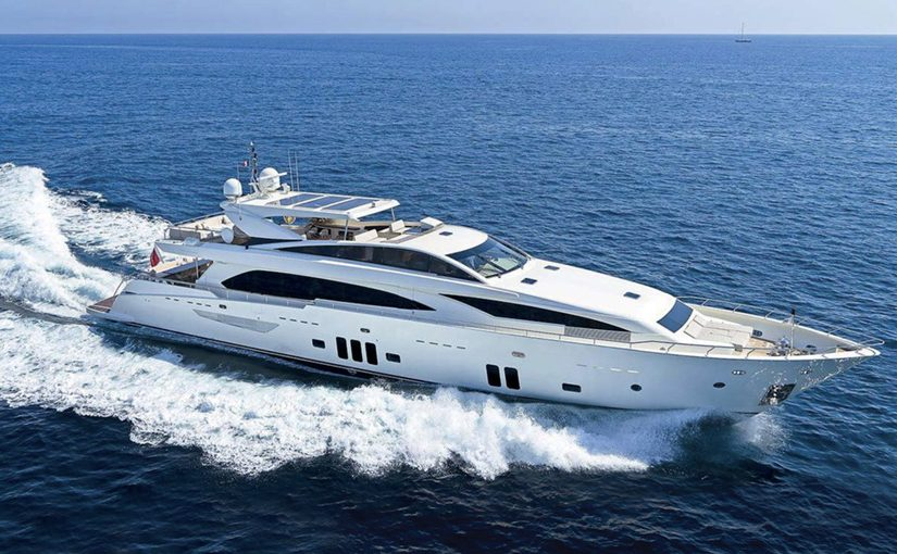 COUACH 3707 yacht For Sale