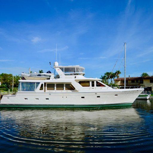 SERENITA yacht sale interior tour