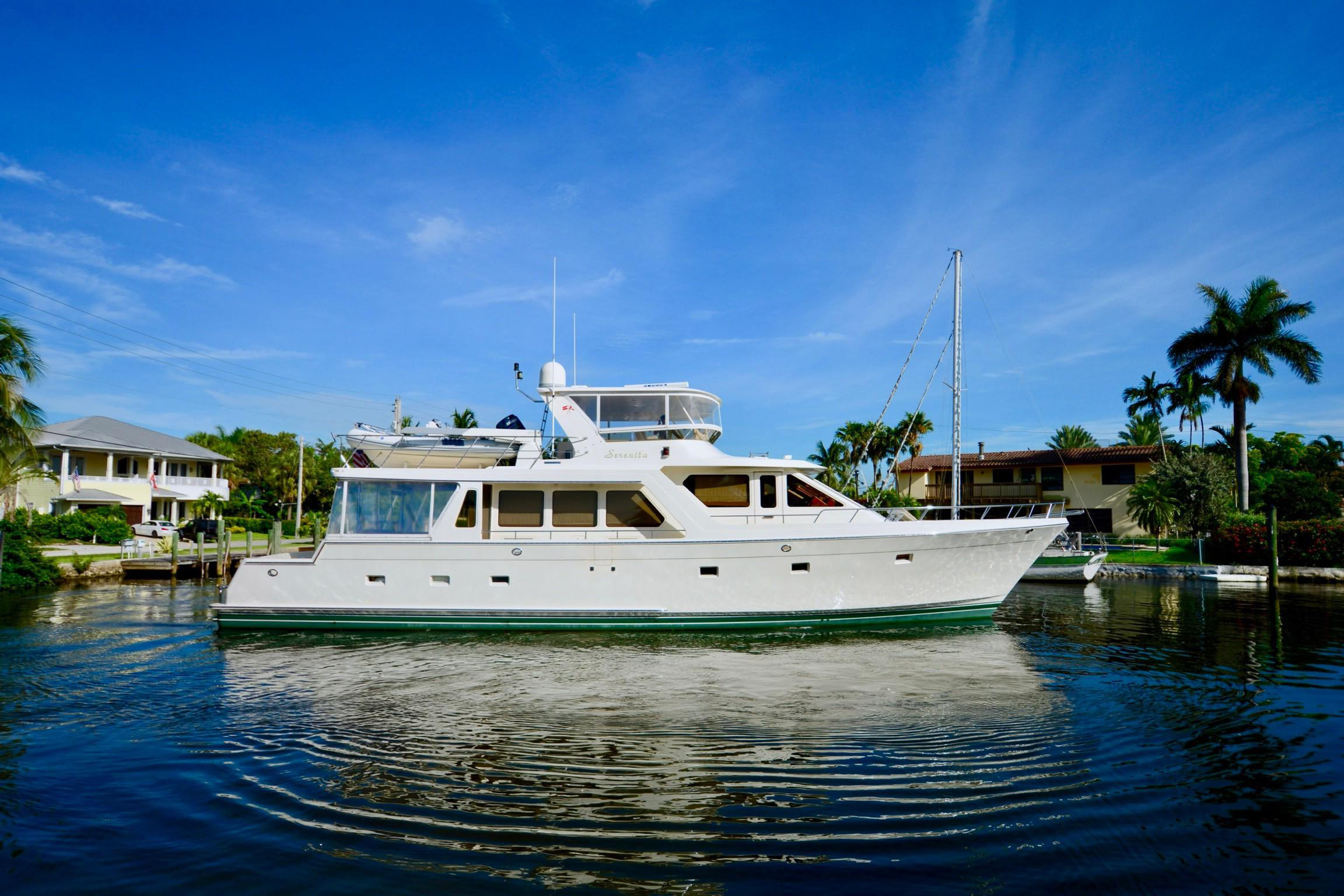 SERENITA specs with detailed specification and builder summary
