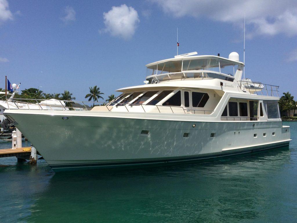 SERENITA yacht