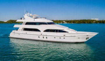 D-FENCE yacht