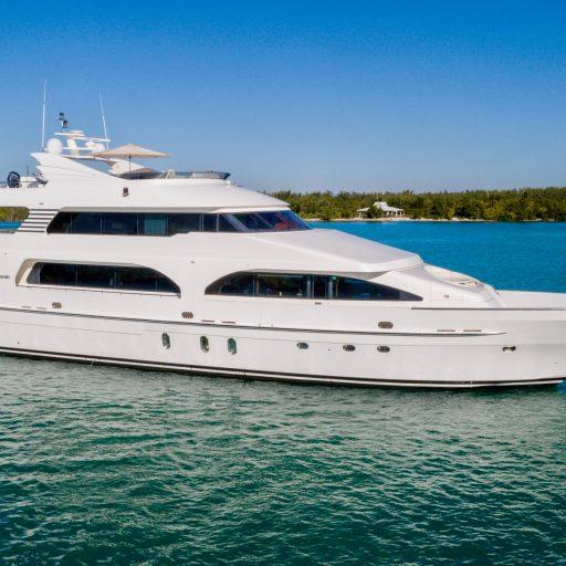D-FENCE Yacht Position