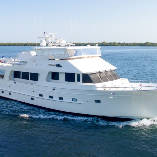 MS. MONICA yacht