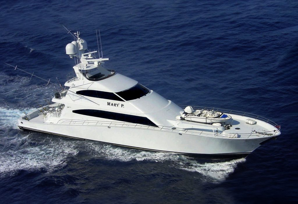 MARY P yacht Brochure