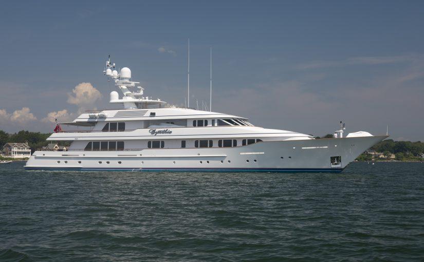 CYNTHIA yacht For Sale