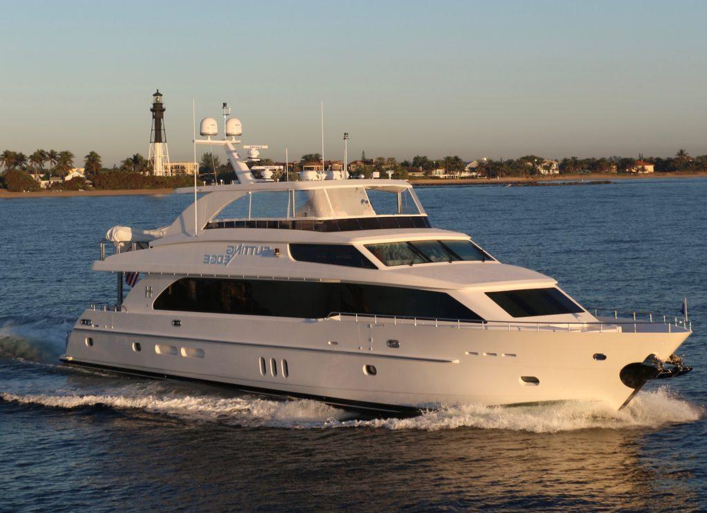 CUTTING EDGE yacht Brochure