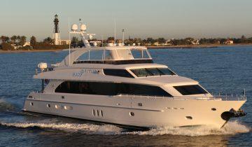 CUTTING EDGE yacht