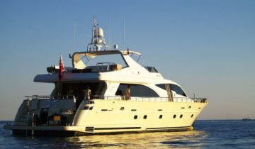 X ONE yacht