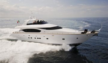 STRAVAGANZA yacht