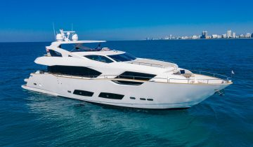 PERSISTENCE yacht Price