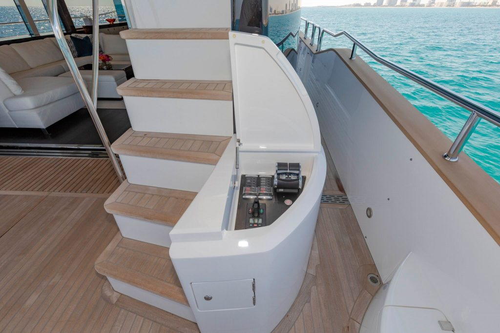 PERSISTENCE yacht