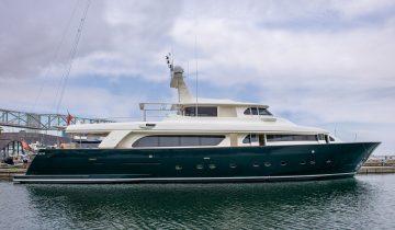 GIHRAMAR yacht