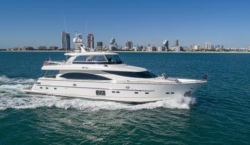 WILD DUCK yacht